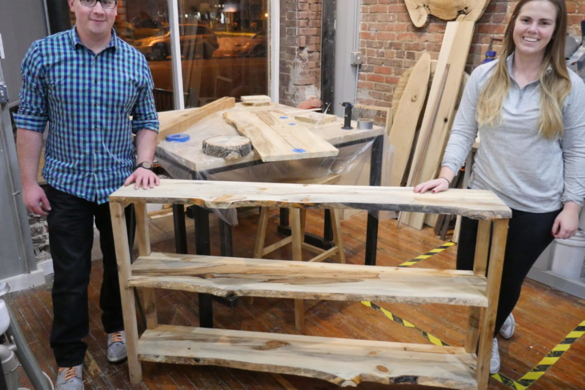 LIVE EDGE WOODWORKING: 6 PROJECT IDEAS